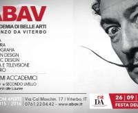 """40° Anniversario Accademia di Belle Arti """"Lorenzo da Viterbo"""""""